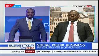 Business Today - 15th January 2018: Discussion on Social Media Business