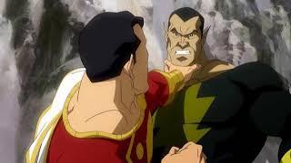 Shazam & Superman vs Black Adam   The Return of Black Adam