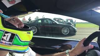 Lamborghini Gallardo LP570-4 STS vs PORSCHE 911 GT2