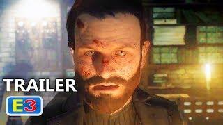 PS4 - Vampyr Gameplay Walkthrough (E3 2017)