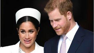 Меган Маркл и принц Гарри захотели после рождения первенца переехать в Африку