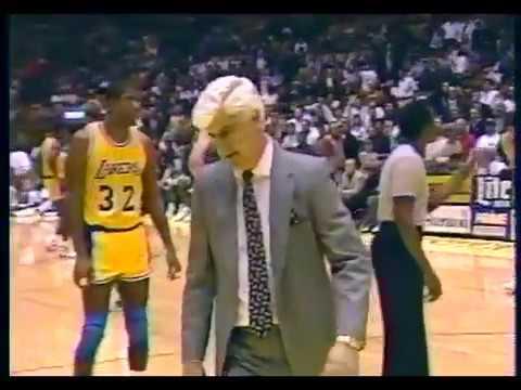 Del Harris freakout, 1990