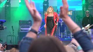 Beata  Kozidrak I Bajm   Niebiesko   Zielone   RUMIA 03.05.2018