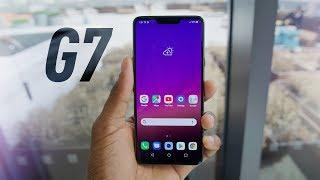 LG G7 ThinQ Impressions!