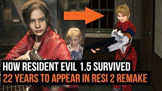 The untold story of Resident Evil 1.5