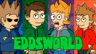 Eddsworld Intro Song with Tord - Wrapper Offline Version