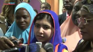 Malala to Osinbajo: Declare emergency in education