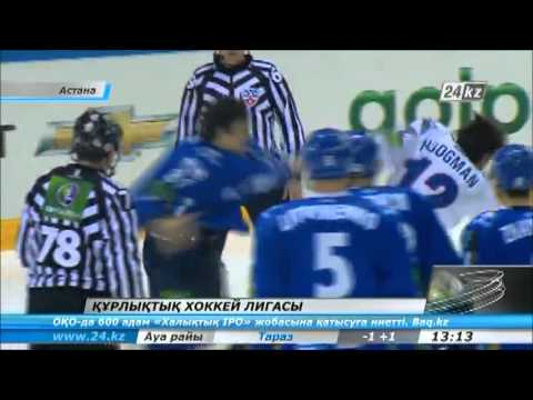 Konstantin Pushkarev vs. Justin Hodgman
