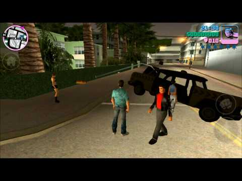 How to use cheats in GTA Vice City in Android (Hindi