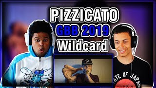 Pizzicato   GBB 2019 Wildcard || REACTION ||