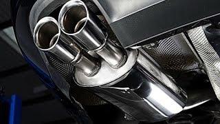 Гольф-3 .Замена глушителей VW GOLF -III