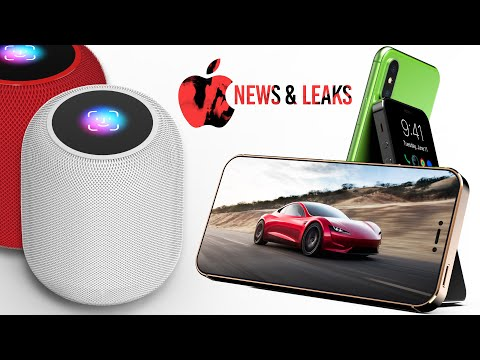Download HomePod 2, New iPhone 11 Leaks, Touch ID 3, SE 2 & More Apple News! HD Mp4 3GP Video and MP3