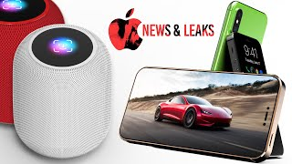 HomePod 2, New iPhone 11 Leaks, Touch ID 3, SE 2 & More Apple News!
