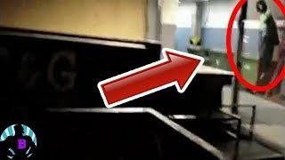 5 Videos que captaron algo paranormal por accidente | PARTE II