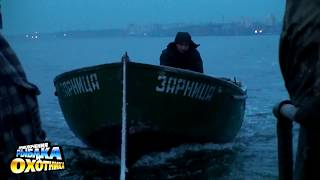 Как ловят тюльку на азовском море