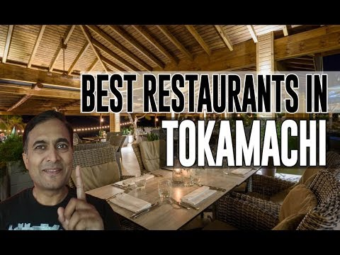 Best Restaurants and Places to Eat in Tokamachi, Japan