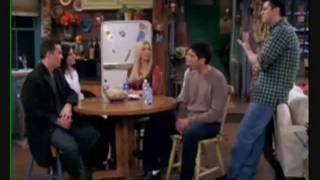 Friends TV Show Bloopers 1994-2004