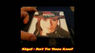 Abigail - Don't You Wanna Know (Illusive's Serie A Remix)