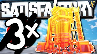 Wait... we can TRIPLE our Oil Production?! - Satisfactory Early Access Gameplay Ep 32