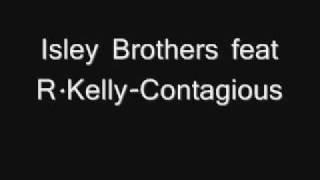 Kadr z teledysku Contagious tekst piosenki The Isley Brothers