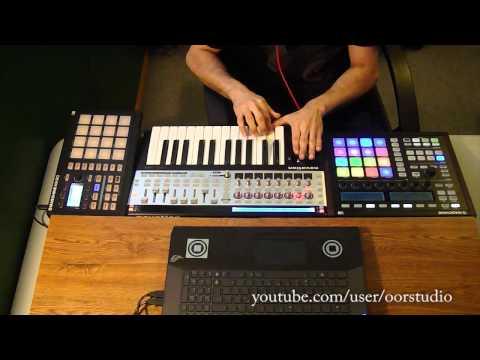 Martensvillian - Flexer (Live Looping)