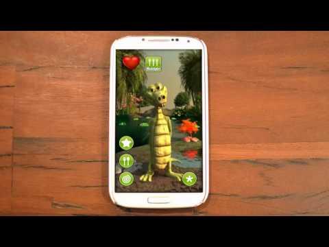 Video of Talking Crocodilo