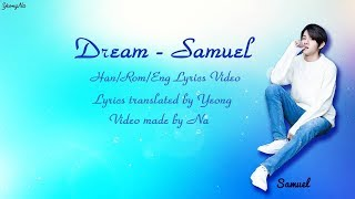Lagu Samuel Dream