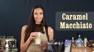 How To Make Delicious Caramel Macchiato | Keurig Coffee Recipes