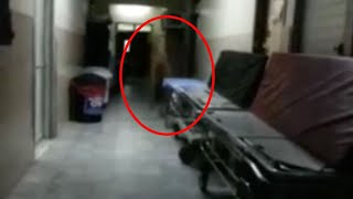 5 Creepy Ghosts Caught on Camera