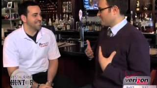 Anthony's Coal Fired Pizza Meets the Restaurant Hunter