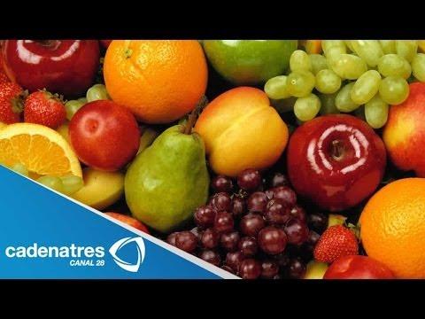 ¿Sabes que son los antioxidantes y para qué nos sirven?