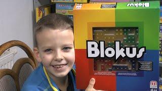 Klassiker Blokus von Mattel - ab 7 Jahre
