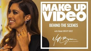 BEHIND THE SCENES - Make up video