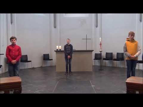 Zum Mitsingen: Du bist heilig - Gotteslob 785