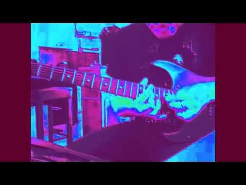 Joe Satriani - Crystal Planet cover test by Nym
