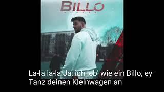 Apo Red Billo (Lyrics) - YouTube