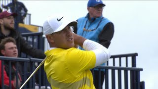 Highlights: Every shot from Brooks Koepka's final-round 74 at 2019 Open Championship | Golf Channel