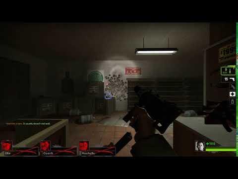 Left 4 Dead 2 Mod Rainbow Dash Silenced SMG - смотреть