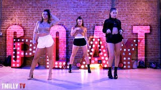 Eric Bellinger - G.O.A.T. - Choreography by Nicole Kirkland | #TMillyTV