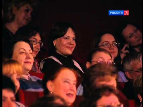 """Крючкова об Одессе и одесситах и о съемках """"Ликвидации""""."""
