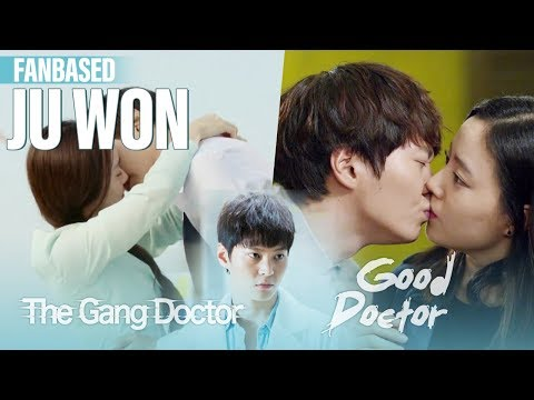 fan based    39 attraction of opposites  39  ju won   good doctor  amp  the gang doctor