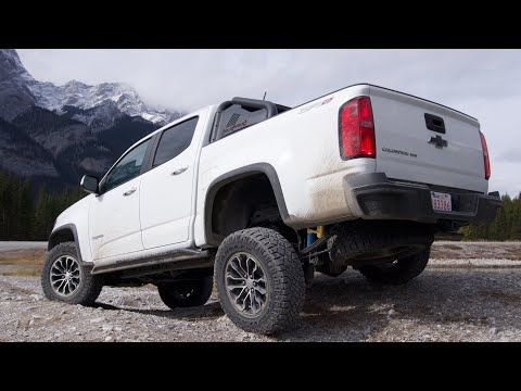 Chevrolet Colorado ZR2 Review - Brilliant Off And On The Road?