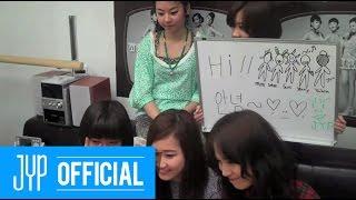 [Webchat] Wonder Girls - LIVE WEBCHAT #2