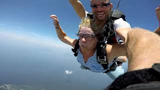 Lori B. at Skydive OBX