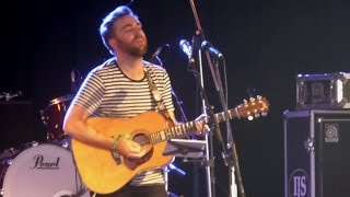 Josh Pyke - Middle Of The Hill [Acoustic - live at Woodford Folk Festival, Queensland - 28-12-2015]