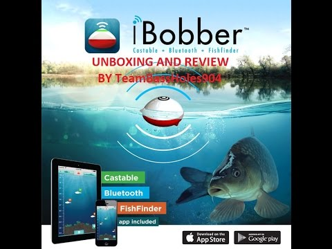 iBobber fishfinder review