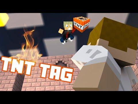 TNT Tag - Mášrum? [Minecraft]