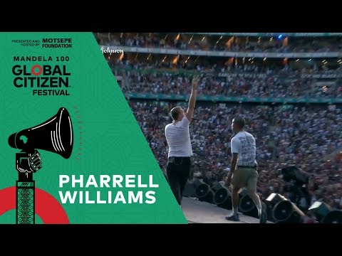 "Pharrell Performs ""E-Lo"" 