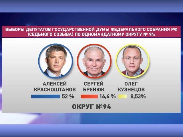 Итоги выборов-2016