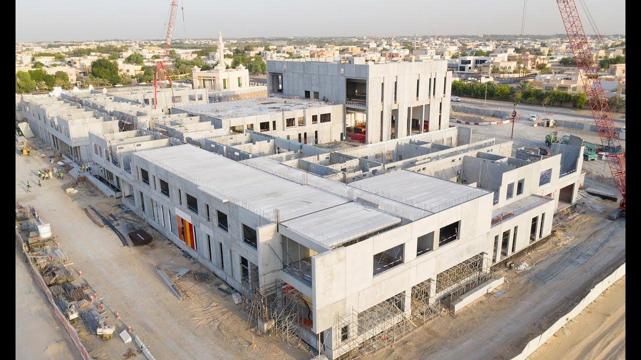 Elematic reference: Dubai Precast, United Arab Emirates